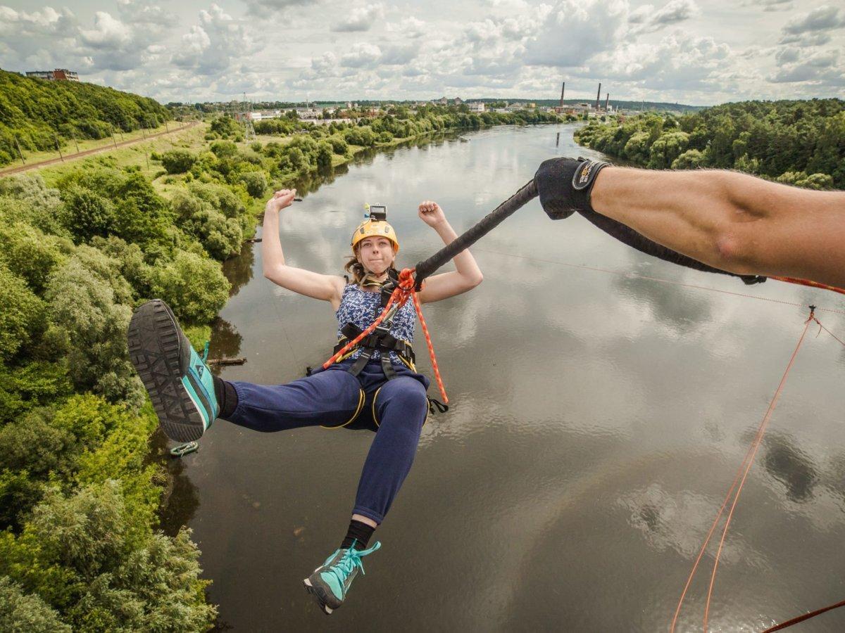 Porto Bungee Jumping | Mavericks Travel